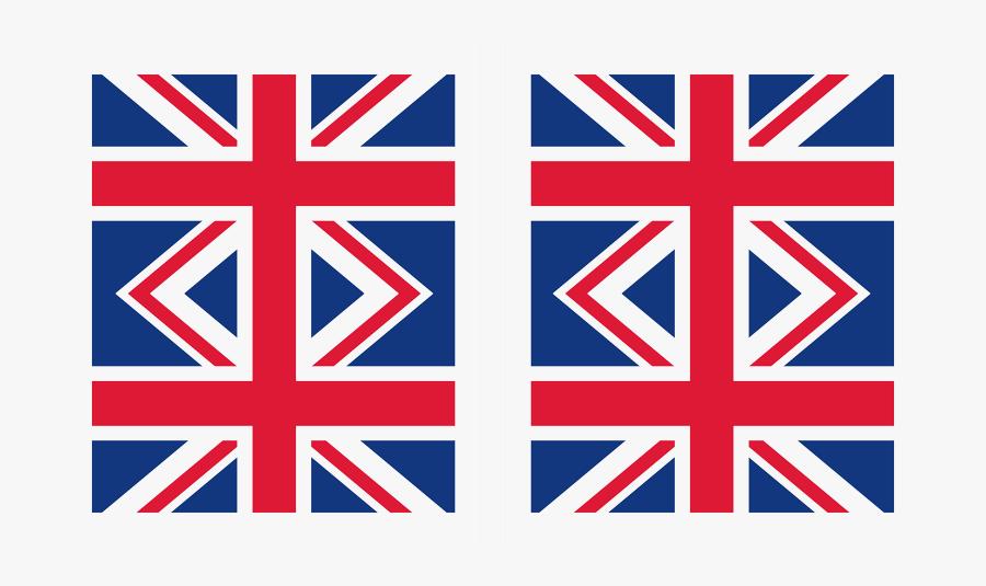 Union Jack Clipart Hi Res - Union Jack Transparent, Transparent Clipart