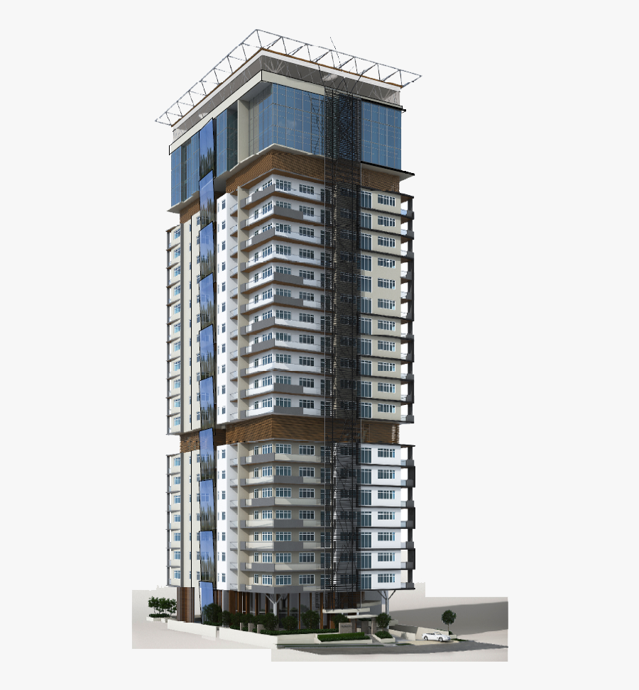Now You Can Download Building Png Clipart - High Rise Building Png, Transparent Clipart