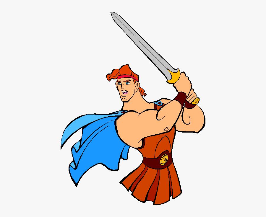Hercules Clip Art Image Gif Graphics - Hercules Sword In ...