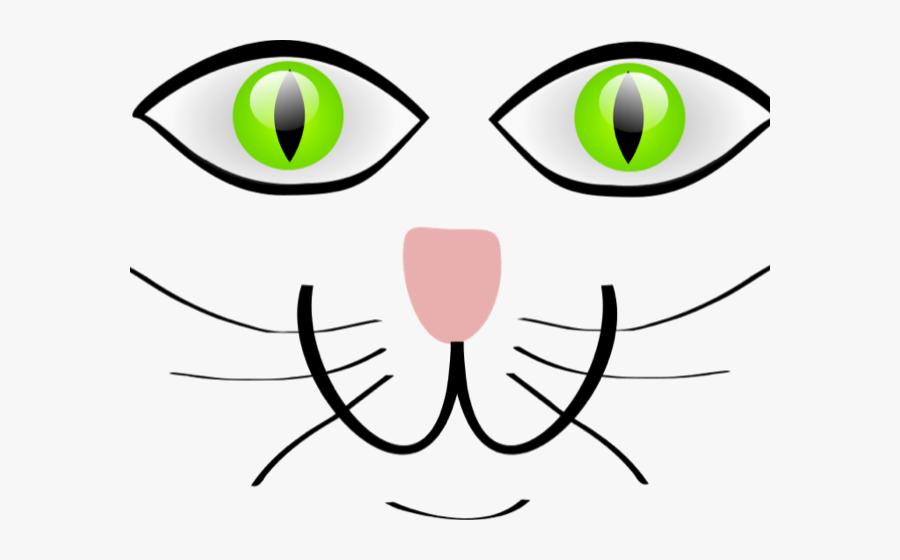 Cat Eyes Clipart - Clipart Cat's Eye, Transparent Clipart