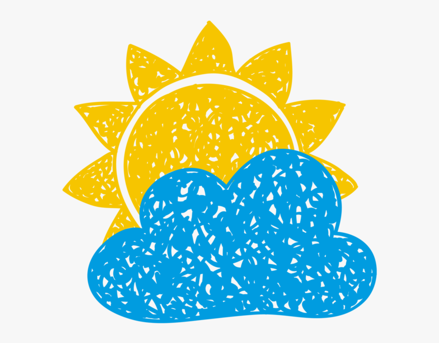 Transparent Sol Clipart - Weather And Climate Drawing, Transparent Clipart