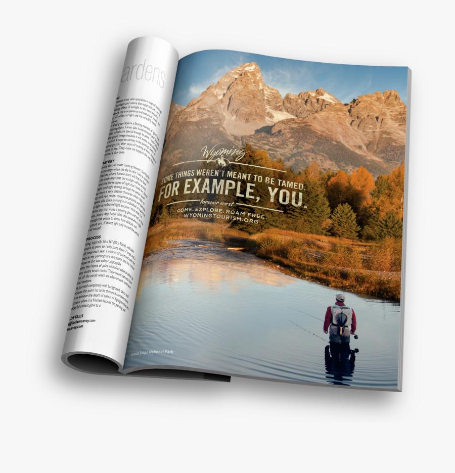 Clip Art Magazine Psd - Magazine Cover Mockup Png Transparent, Transparent Clipart