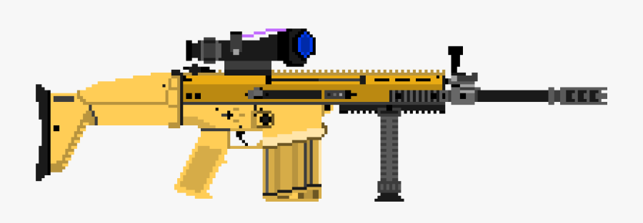Real Life Scar Weapon, Transparent Clipart