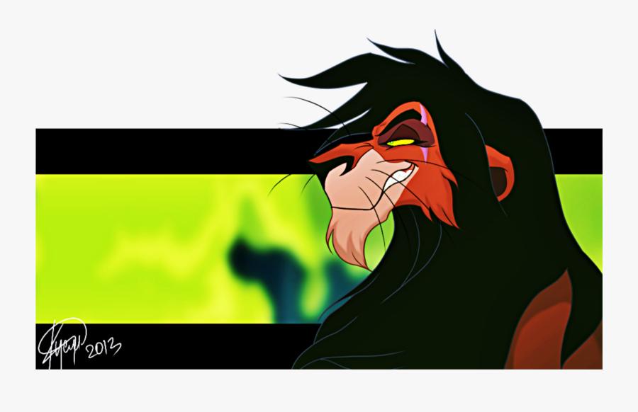 #scar #lionking #lion #animals #disney - Scar Lion King Facebook Cover, Transparent Clipart