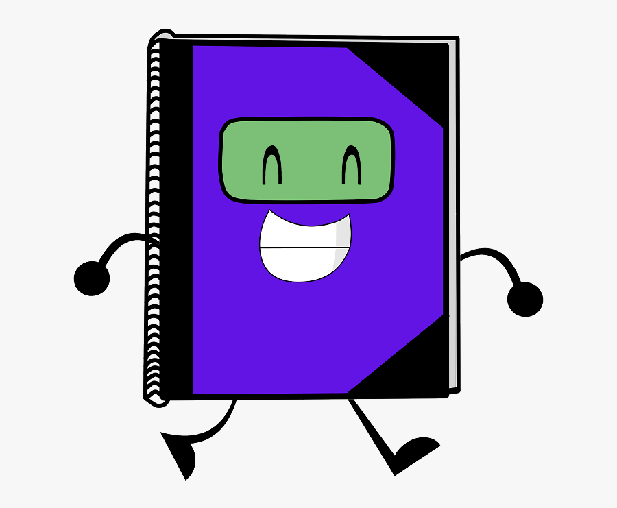 Object Mayhem Wiki - Super Notebook Object Mayhem, Transparent Clipart