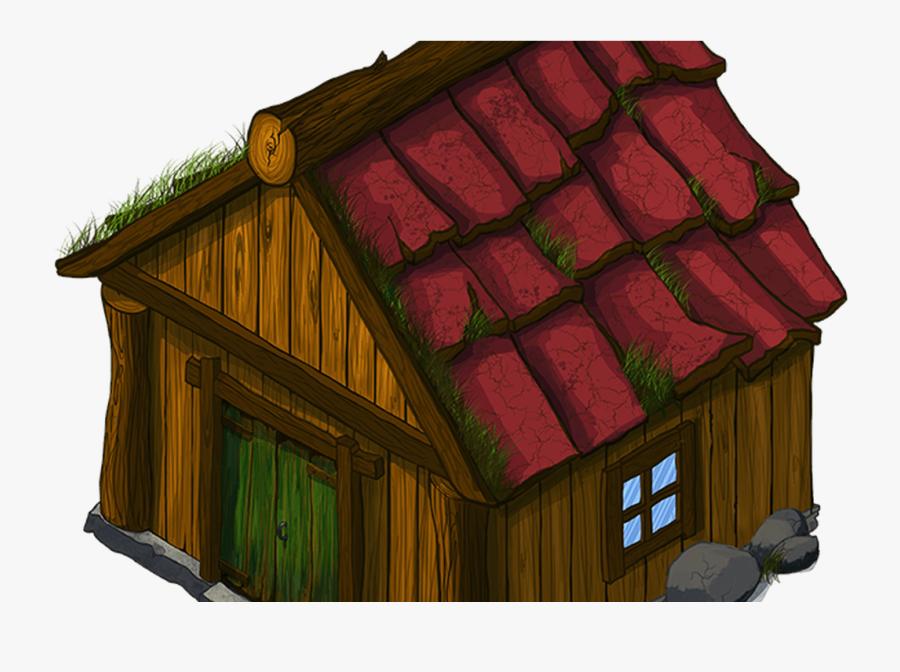 Transparent Pixar Up House Clipart - House 2d Png, Transparent Clipart