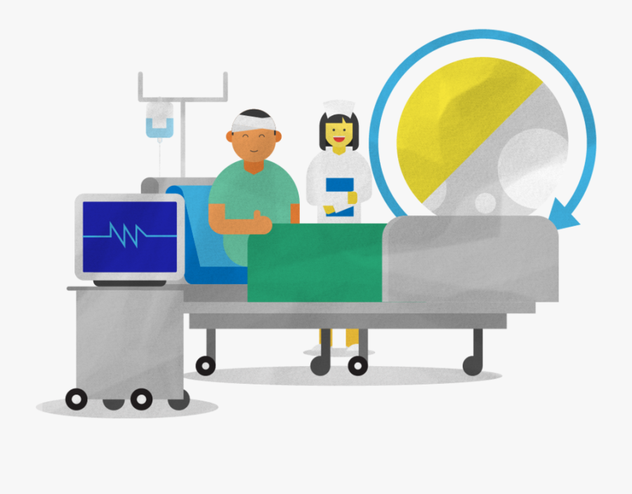 Premier Care Er And - Service In Hospital Clipart, Transparent Clipart