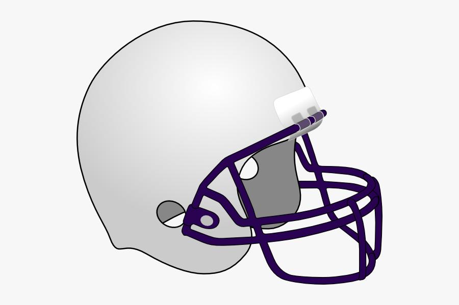 Transparent Nfl Helmets Png - Football Helmet Clipart Png , Free Transparent Clipart - ClipartKey