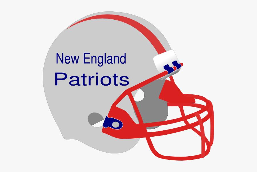 New England Patriots Clipart, Transparent Clipart