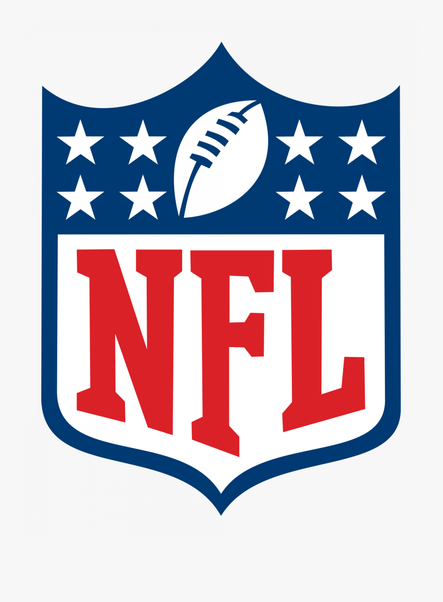 Patriots Brady Limited At Practice - National Football League Logo Png, Transparent Clipart