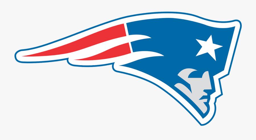New England Patriots Logo, Transparent Clipart