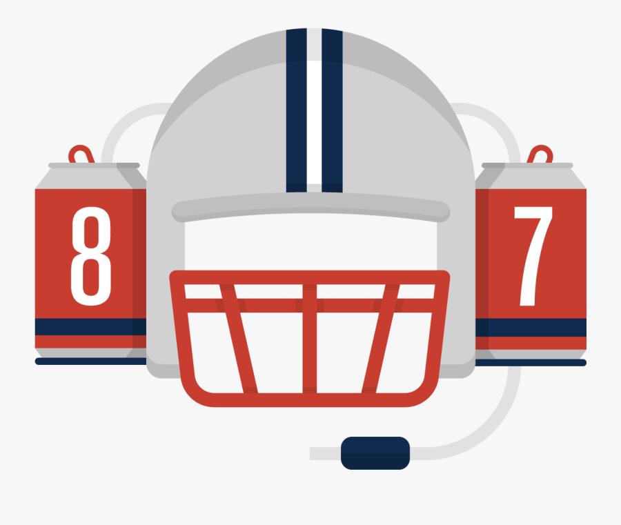 Patriots Fantasy Football Logo, Transparent Clipart