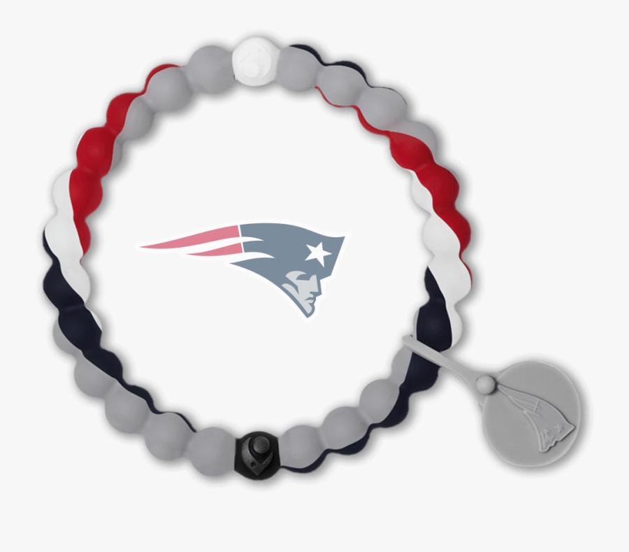 New England Patriots Lokai - New England Patriots Lokai Bracelet, Transparent Clipart