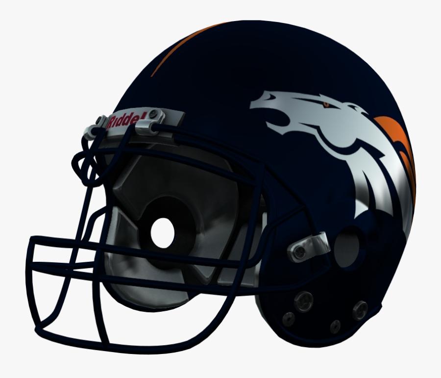 Transparent Denver Broncos Png - Denver Broncos, Transparent Clipart