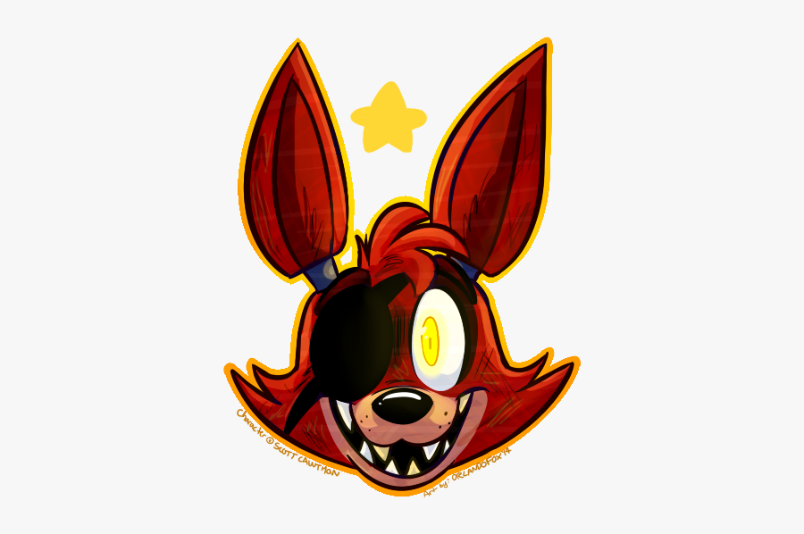 """Foxy, Video Games, And Five Nights At Freddy""""s Image - Fnaf Foxy, Transparent Clipart"""