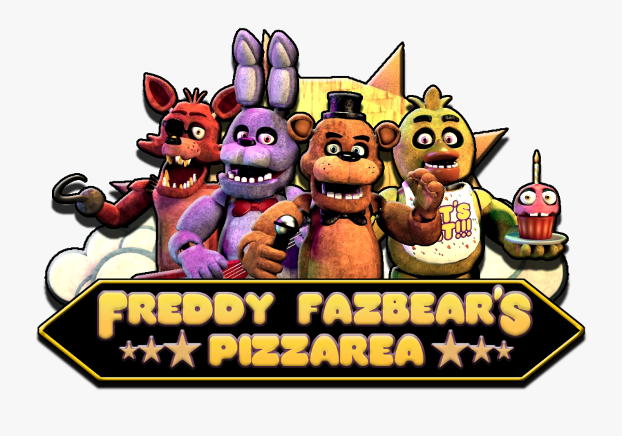 """Five Nights At Freddy""""s Png - Freddy Fazbear Pizza, Transparent Clipart"""