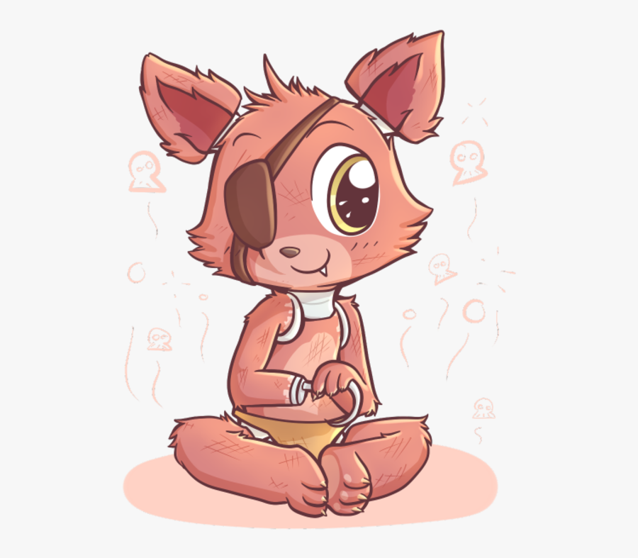 C O Pink Mammal Nose Vertebrate Cartoon Dog Like Mammal - Cute Foxy, Transparent Clipart