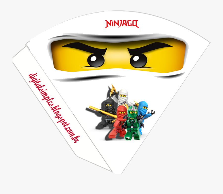 Transparent Ninjago Clipart - Lego Ninjago, Transparent Clipart