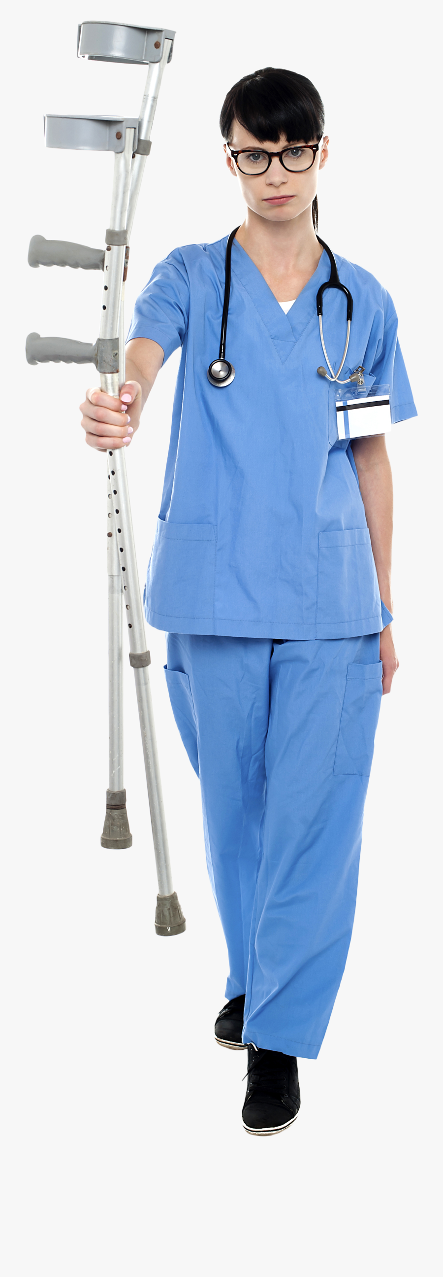 Female Doctor Png Image - Physician, Transparent Clipart
