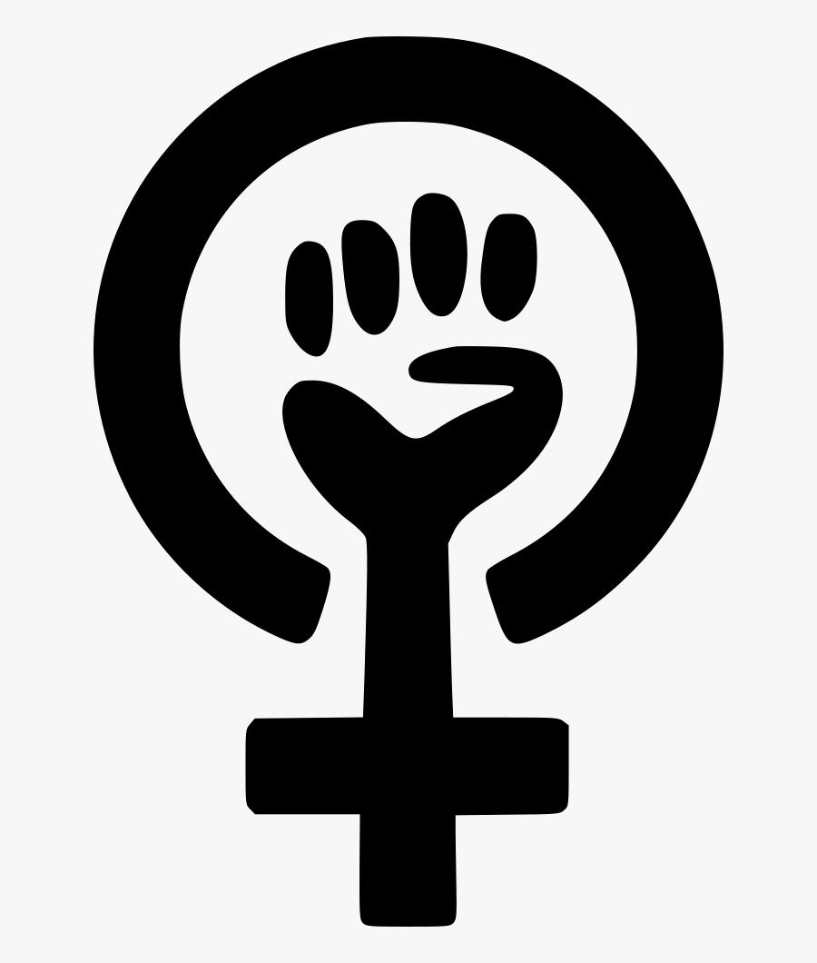 Symbol,clip And - Feminism Png, Transparent Clipart