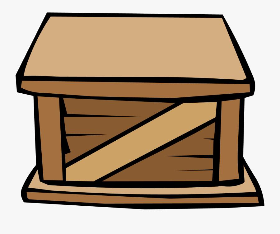 Clipart Food Crate - Crate Png, Transparent Clipart