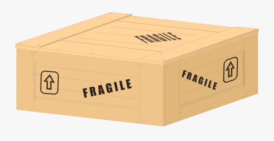 Crate Cliparts - Cargo Wood Cover Clipart, Transparent Clipart