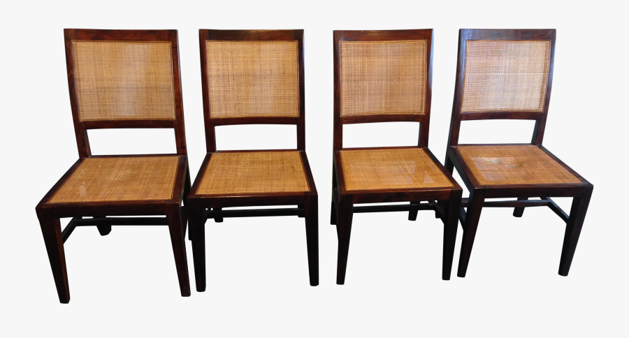 Crate & Barrel Cane Dining Chairs Clipart , Png Download - Chairs Clipart, Transparent Clipart