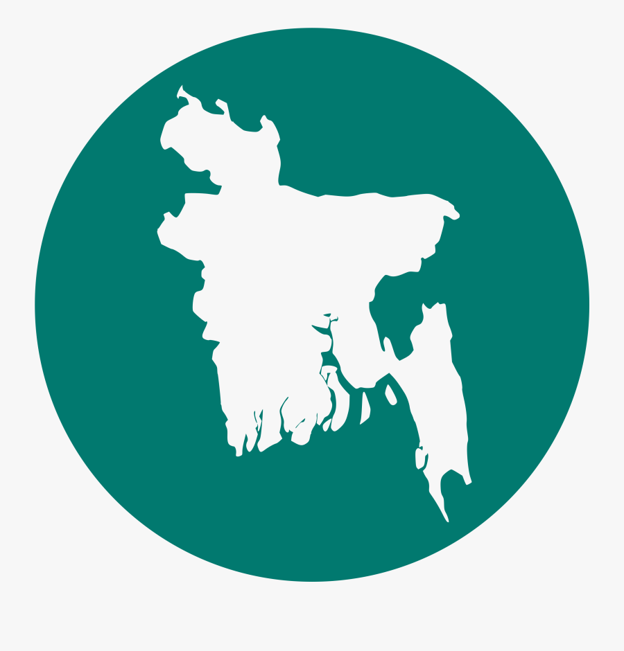 Get To Know About Bangladesh - High Resolution Bangladesh Map Png, Transparent Clipart