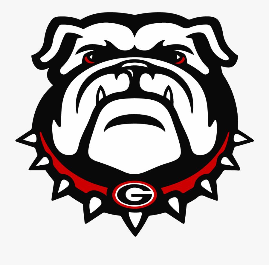 Return Home - Georgia Bulldog Logo Png, Transparent Clipart