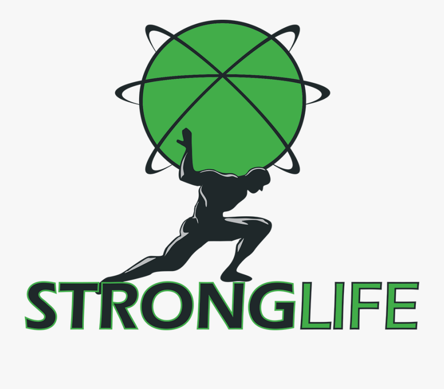 Stronglife Chiropractic Logo - Stronglife Chiropractic, Physical Therapy, Functional, Transparent Clipart