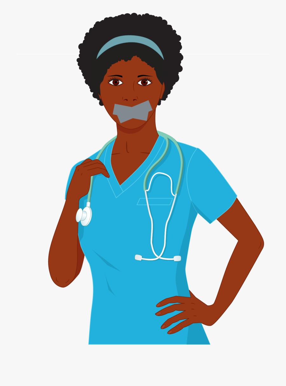 Medica Negra Desenho Png Free Transparent Clipart Clipartkey