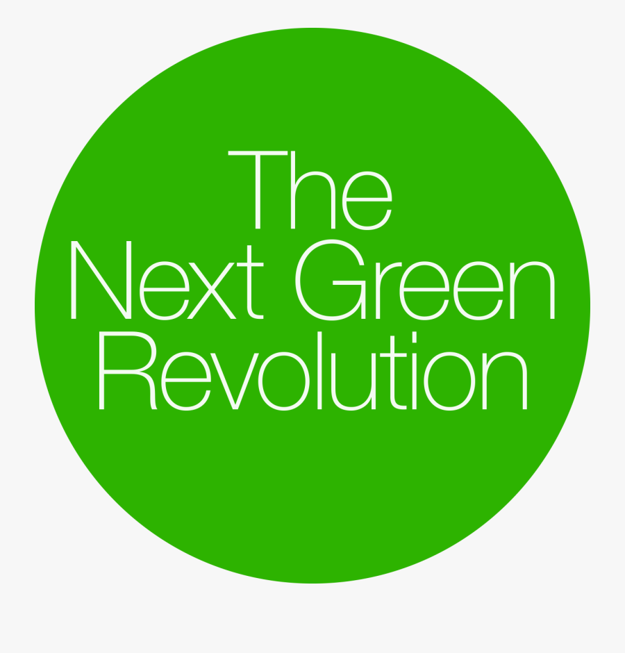 New Green Revolution, Transparent Clipart