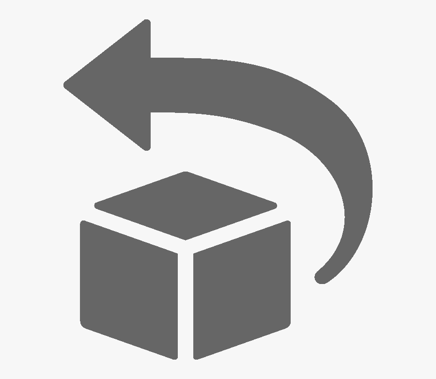 Easy Return Policy - Return Icon Png, Transparent Clipart