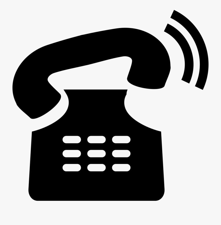 Transparent Phone Ringing Clipart - Telephone Ringing Png , Free ...