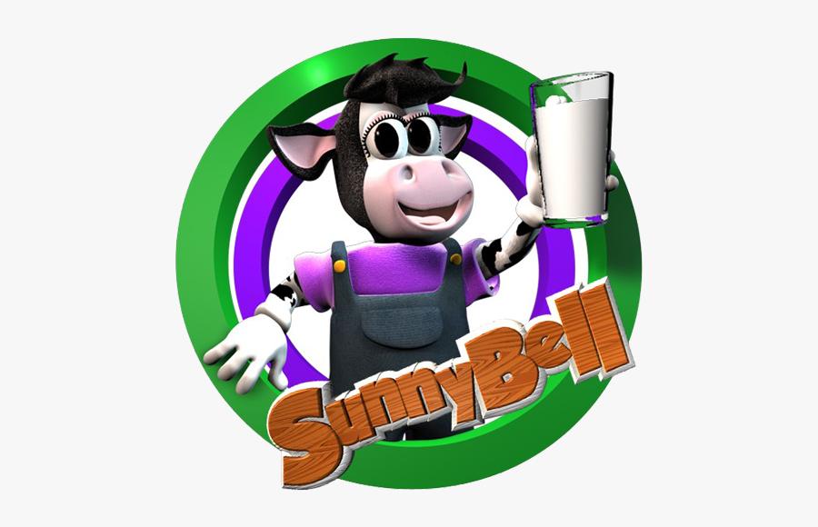 Sunnybell - Cartoon, Transparent Clipart