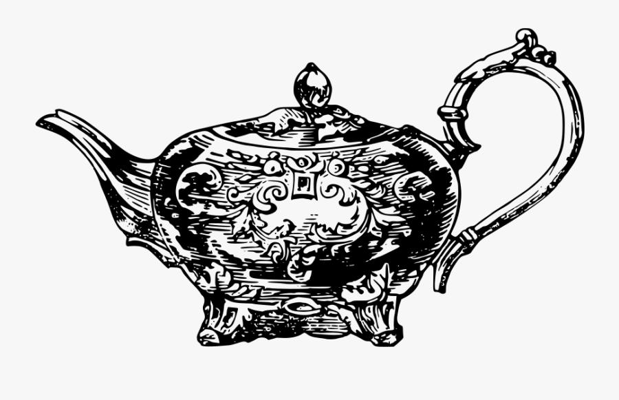 Tea Cup Illustration Png, Transparent Clipart
