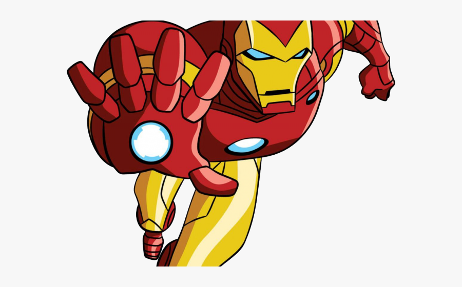 Iron Man Artist Earth's Mightiest Heroes, Transparent Clipart