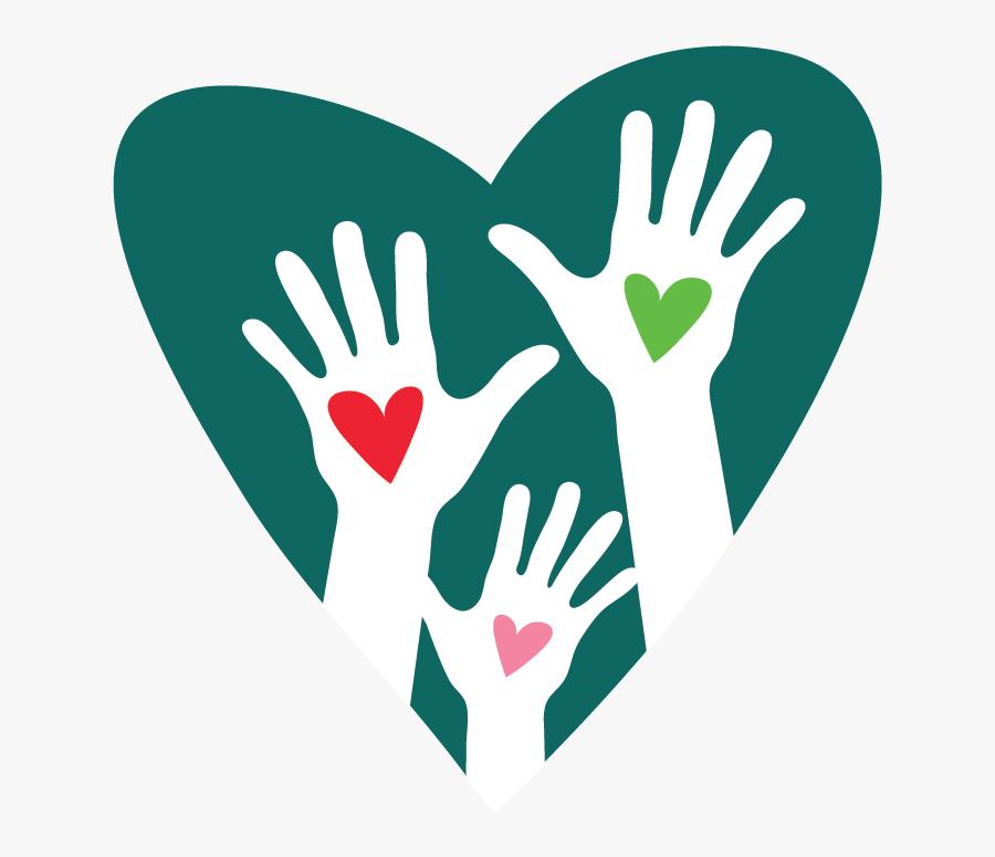 Clip Art Hands Making A Heart Clipart - Logo For Sign Language, Transparent Clipart