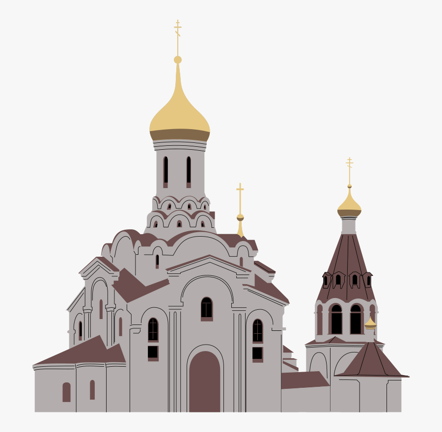 Building,medieval Architecture,parish - Holy Trinity Cathedral Of Tbilisi Icon, Transparent Clipart
