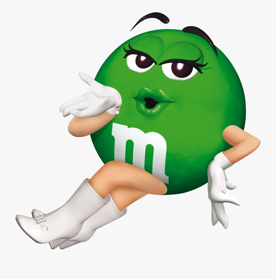 M&m Characters, Transparent Clipart