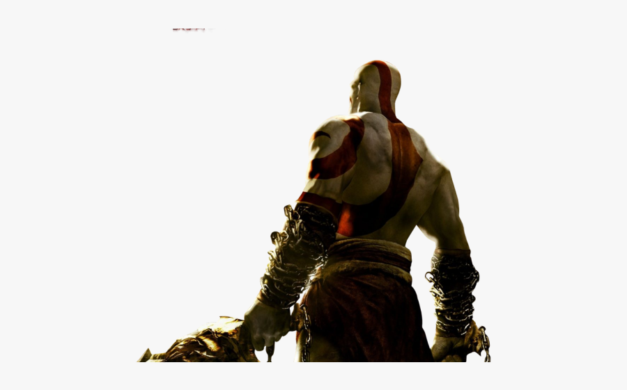 Kratos Chains Of Olympus, Transparent Clipart