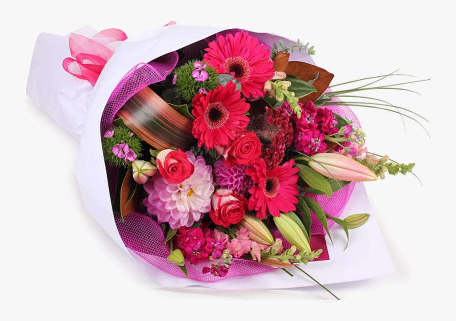 Birthday Flower Bouquets Png - Flower Bouquet Png Transparent, Transparent Clipart