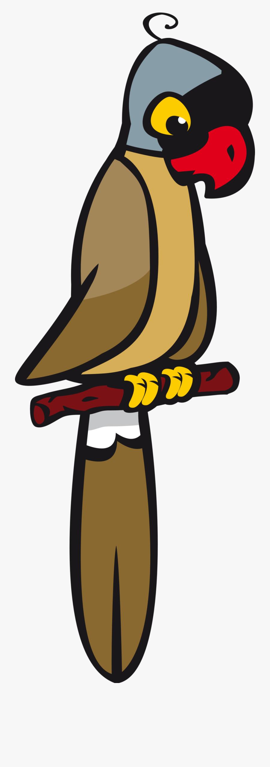Kartun Burung Bayan Free Transparent Clipart ClipartKey