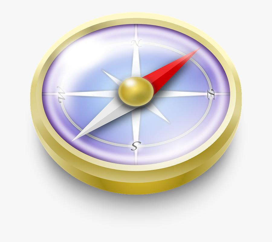 Compass Clipart, Transparent Clipart