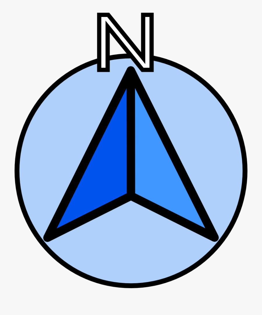 Compass - North Clipart, Transparent Clipart