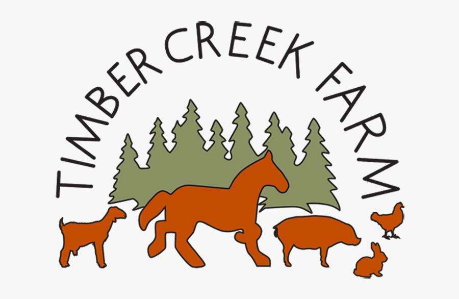 Timber Creek Farm - Chick Fil A Leader Academy Symbol, Transparent Clipart