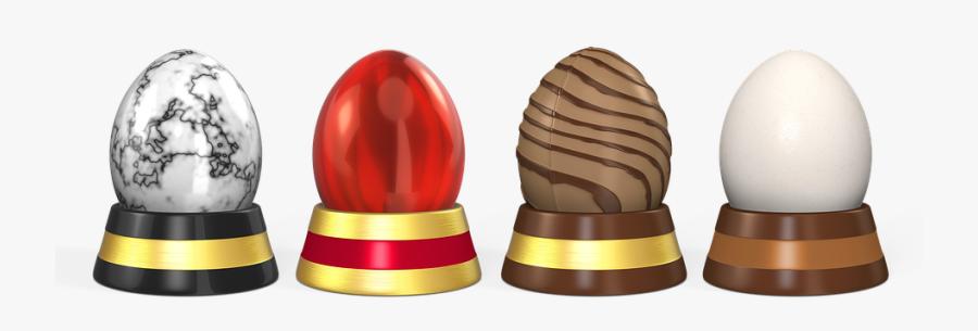 Easter Easter Eggs, Egg, Decoration - Trophy, Transparent Clipart