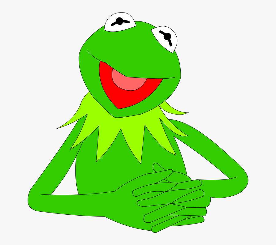 Cute Cartoon Frogs 29, Buy Clip Art - Muppets Easy Drawing, Transparent Clipart