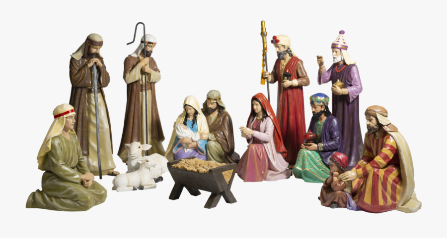 Nativity Scene Png Page - Middle Ages, Transparent Clipart