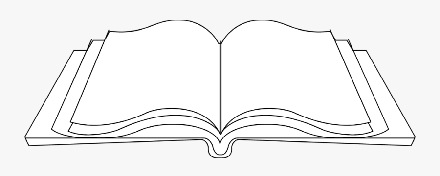 Transparent Open Book Clipart Png